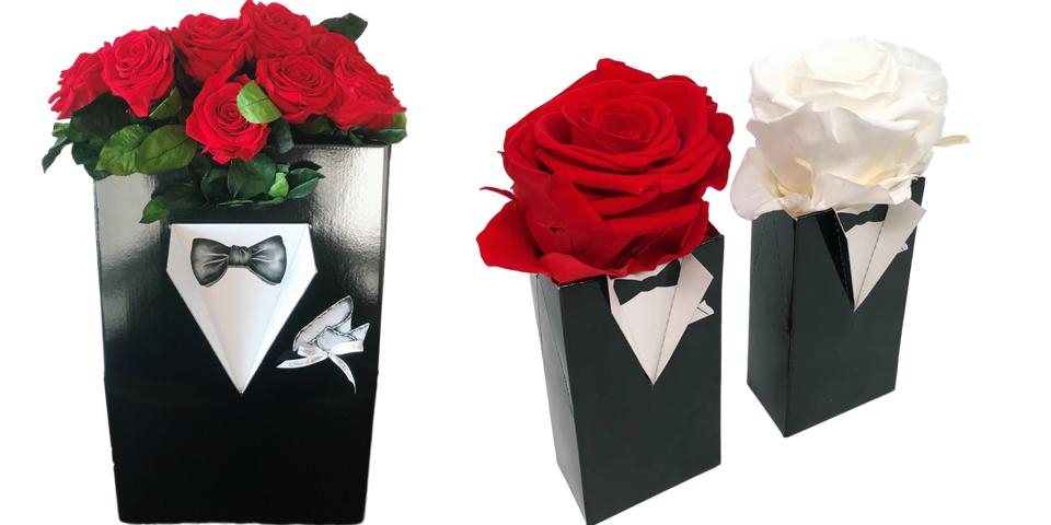 kauakestvad roosid tuxedo